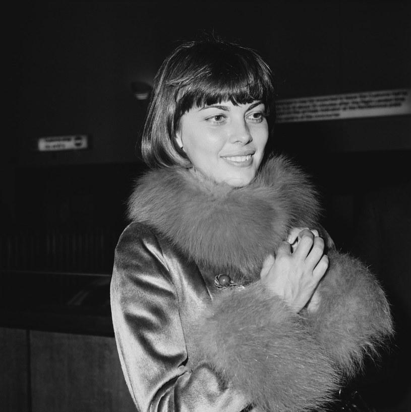 Mireille była najstarsza z czternaściorga dzieci Marcelle i Rogera Mathieu. /Getty Images