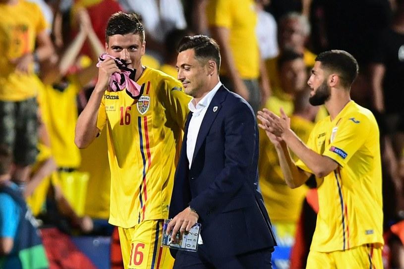 Mirel Radoi był dotychczas selekcjonerem reprezentacji U21 /MIGUEL MEDINA /AFP