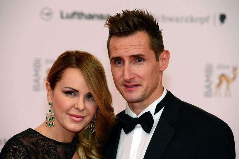 Miroslav Klose przekonuje, że na piłkarską emeryturę jeszcze się nie wybiera /AFP