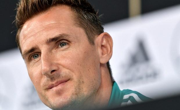 Miroslav Klose rozpoczyna nowy etap w karierze trenerskiej