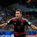 Miroslav Klose zakończył reprezentacyjną karierę