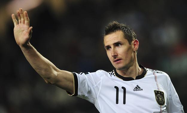 Miroslav Klose. /AFP