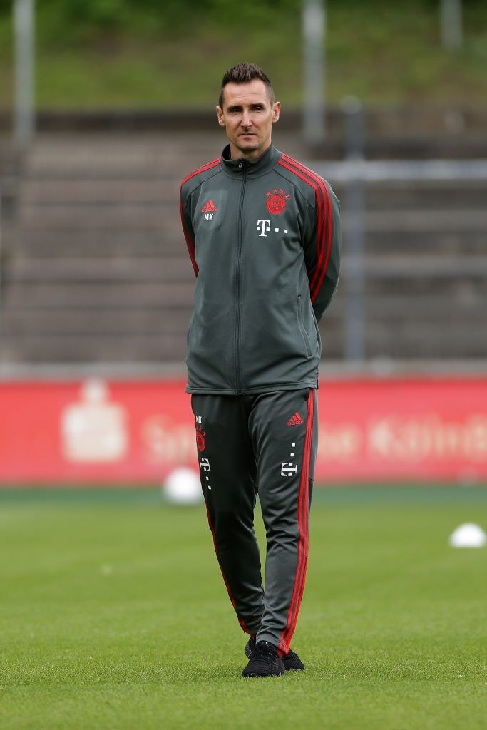 Miroslav Klose /Getty Images