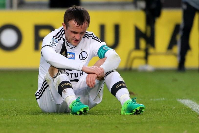 Miroslav Radović w tym sezonie jeszcze nie wystąpił /Tomasz Radzik /East News