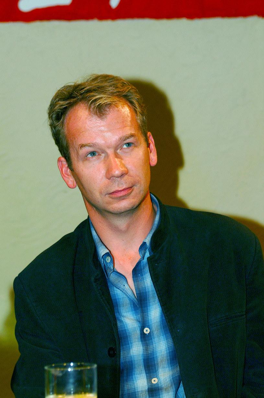 Mirosław Baka, 2002 rok /Prończyk /AKPA