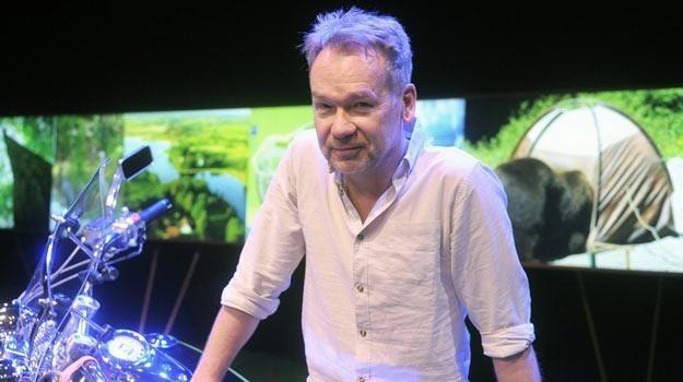 Mirosław Baka: Starzeję się i chcę się ładnie i godnie zestarzeć - fot. Jan Bielecki /East News