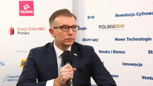 Mirosław Bendzera, prezes Famuru dla Interii