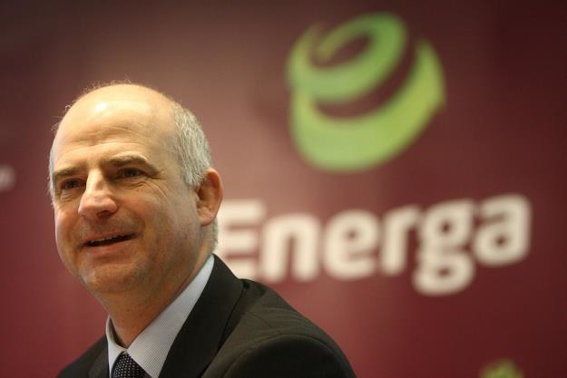 Mirosław Bieliński, prezes Energi. Fot. Łukasz Ostalski /Reporter