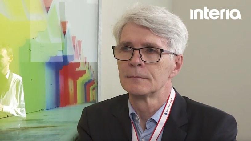 Mirosław Gronicki /INTERIA.PL