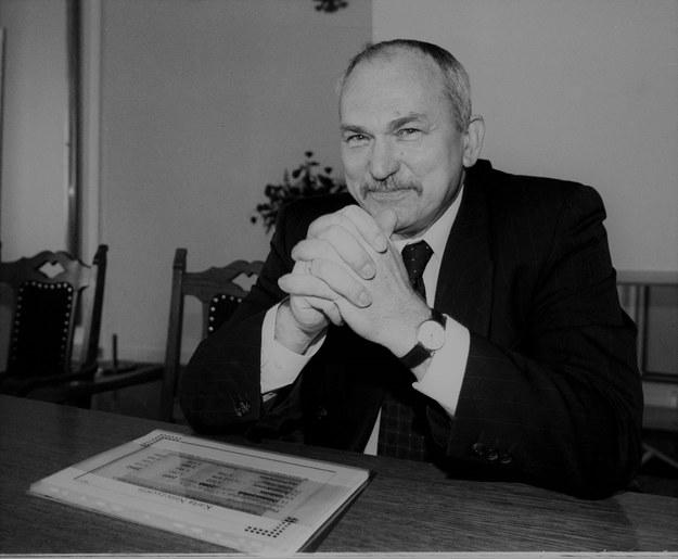 Mirosław Handke zmarł w wieku 75 lat. Zdjęcie archiwalne /Jacek Turczyk /PAP