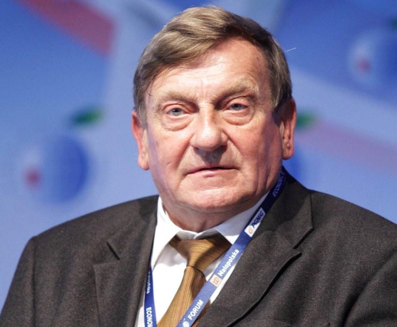 Mirosław Hermaszewski /AFP