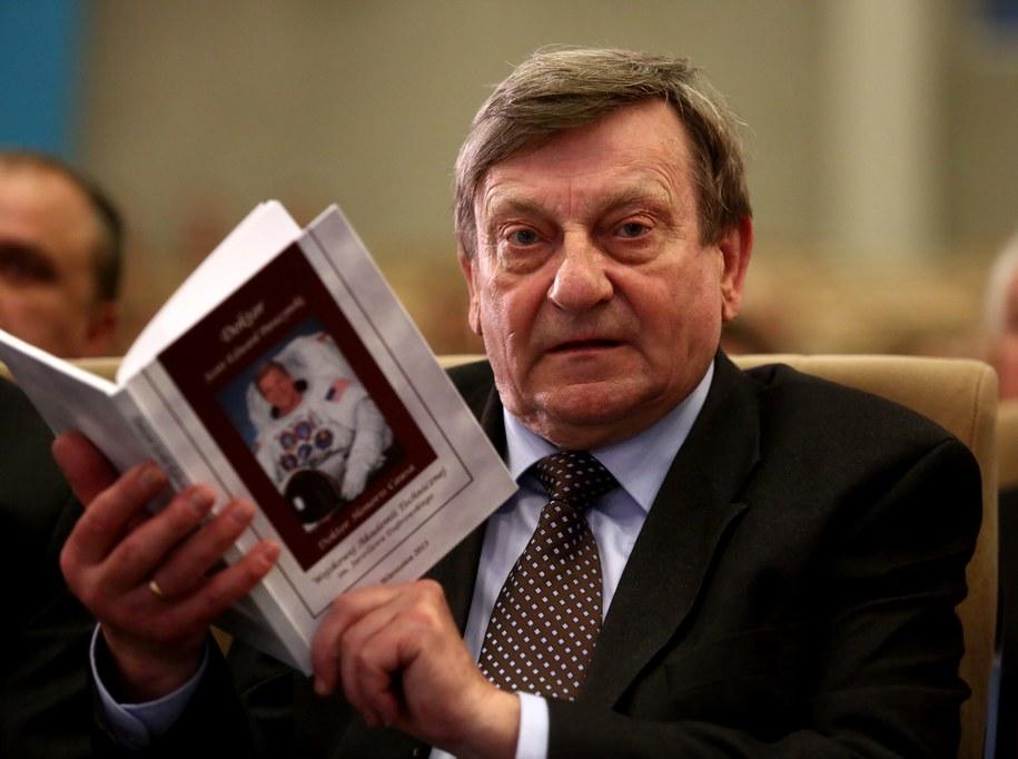 Mirosław Hermaszewski /Tomasz Gzell   /PAP