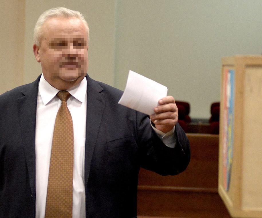 Mirosław K. /Darek Delmanowicz /PAP