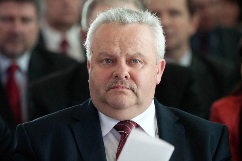 Mirosław Karapyta został odwołany z funkcji marszałka województwa podkarpackiego. /Maciej Gocłoń /East News
