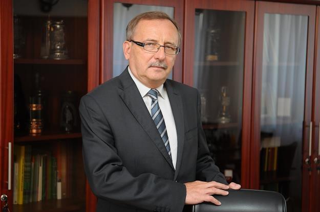 Mirosław Koziura, prezes Wyższego Urzędu Górniczego /Informacja prasowa