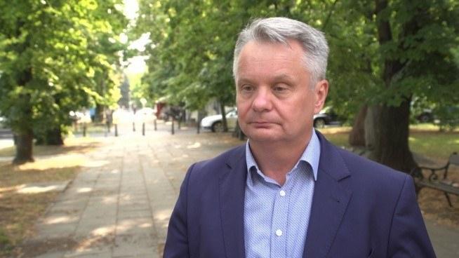 Mirosław Maliszewski, prezes Związku Sadowników RP /Newseria Biznes