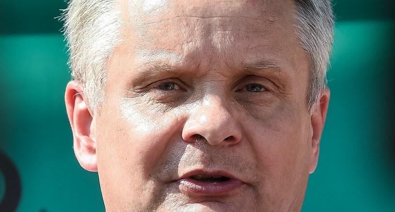 Mirosław Maliszewski, prezes Związku Sadowników RP /KAROL SEREWIS /Getty Images