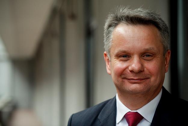 """Mirosław Maliszewski, PSL. Fot. MAREK WIŚNIEWSKI """"Puls Biznesu"""" /FORUM"""