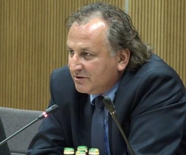 Mirosław Minkina, prezes PZHL o sytuacji w związku hokejowym. Wideo