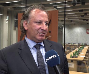 Mirosław Minkina, prezes PZHL-u, o długach. Wideo