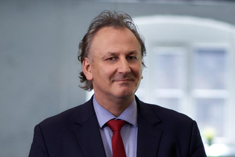 Mirosław Minkina, prezes PZHL /archiwum PZHL /INTERIA.PL