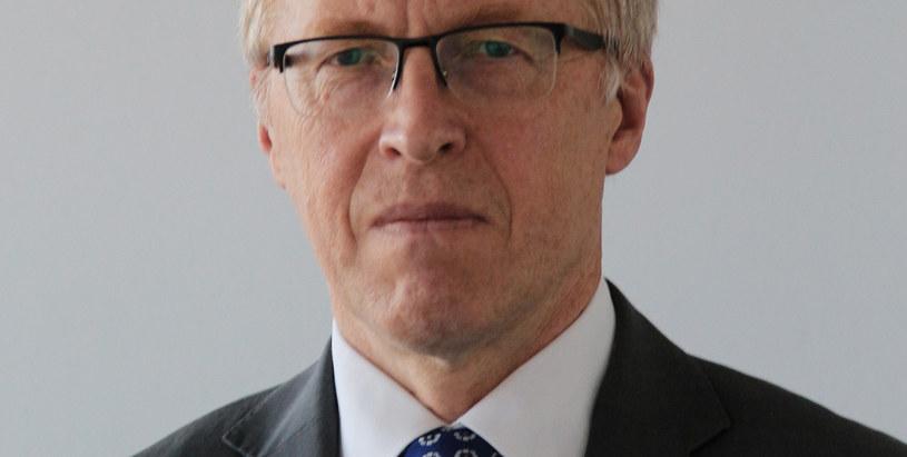 Mirosław Panek, szef BFG /Informacja prasowa