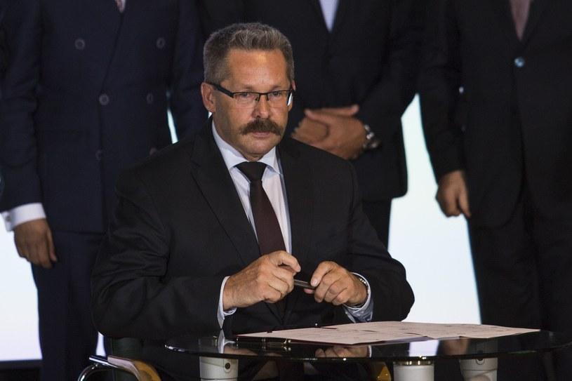 Mirosław Pawłowski /Andrzej Hulimka  /Reporter