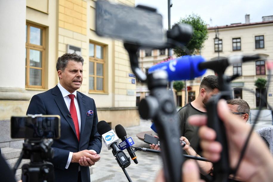 Mirosław Piotrowski /Wojtek Jargiło /PAP