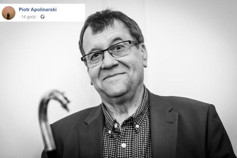 Mirosław Rowicki odszedł w wieku 67 lat. /Facebook /facebook.com
