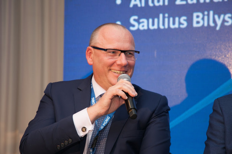Mirosław Skowron, członek zarządu CIECH S.A. /INTERIA.PL