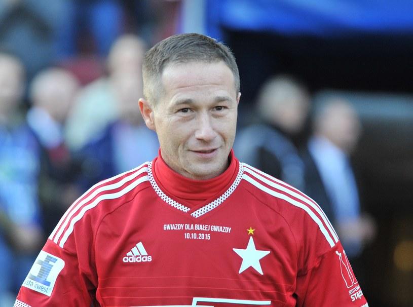 Mirosław Szymkowiak /Fot. Michał Klag/REPORTER /
