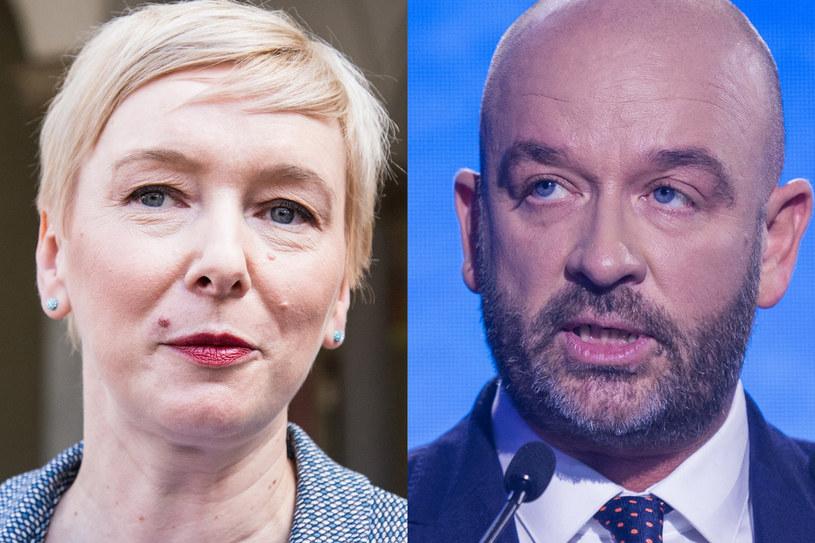 Mirosława Stachowiak-Różecka, Jacek Sutryk /Magda Pasiewicz/East News, Krzysztof Kaniewski/REPORTER /East News