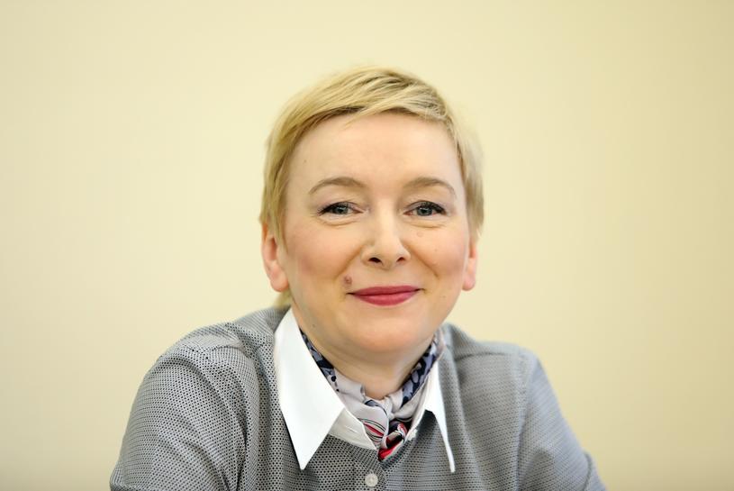 Mirosława Stachowiak-Różecka /Stanisław Kowalczuk /East News