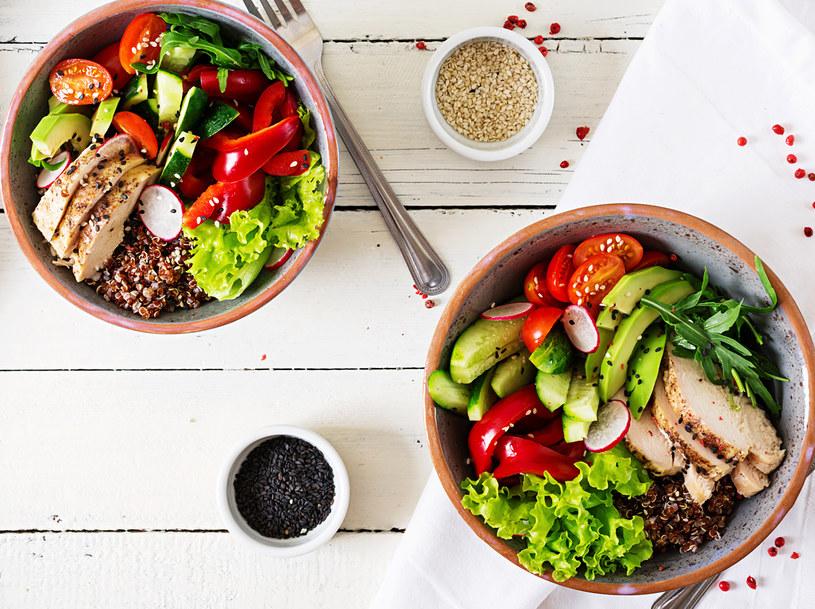 Miska Buddy to sposób na prosty i zdrowy posiłek /123RF/PICSEL