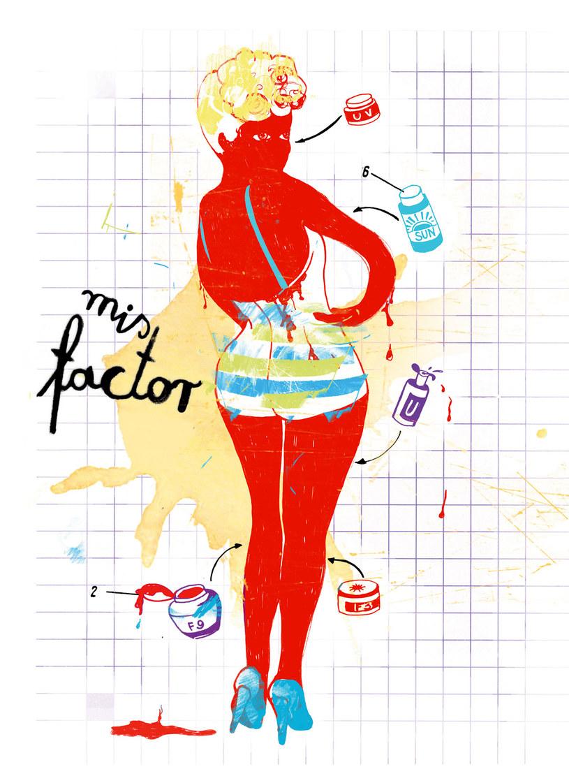 Miss Faktor  /Anna Czech /Twój Styl
