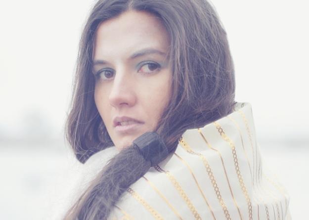 Miss God (Joanna Zubrycka) wspiera wokalnie grupę VSHOOD /