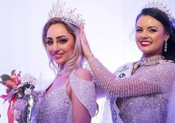 Miss Holandii Dilay Willemstein /Instagram/Dilay Willemstein /