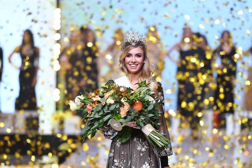Miss Polonia 2018 , Milena Sadowska, fot. Mateusz Jagielski /East News