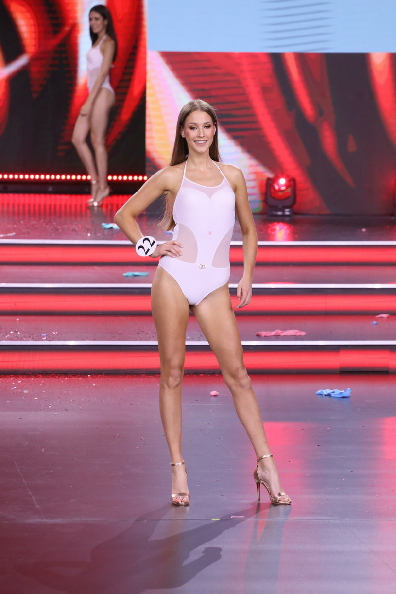 Miss Polski 2021 została Agata Wdowiak /Paweł Wodzyński /East News