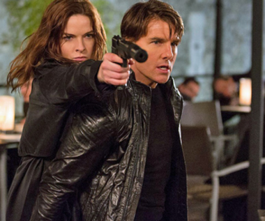 """Mission: Impossible. Rogue Nation"" [trailer]"