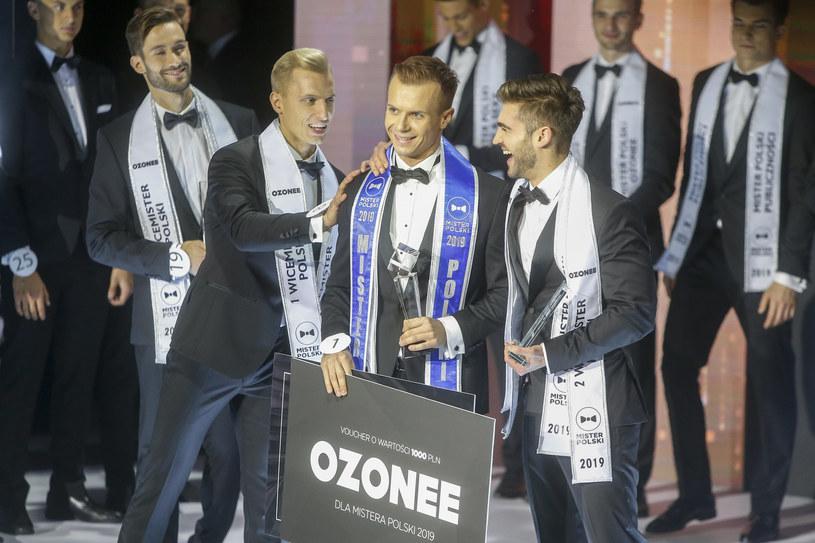 Mister Polski Daniel Borzewski pochodzi z Radzikowa Nowego /Baranowski /AKPA