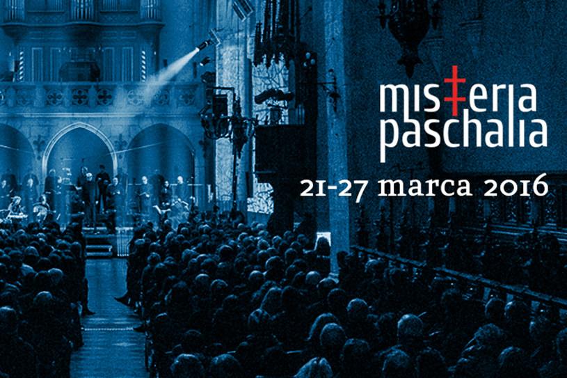 Misteria Paschalia - w marcu w Krakowie /materiały prasowe