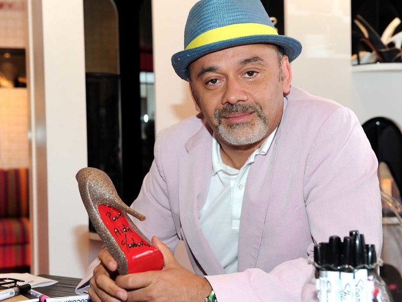 Mistrz Christian Louboutin   /Getty Images/Flash Press Media