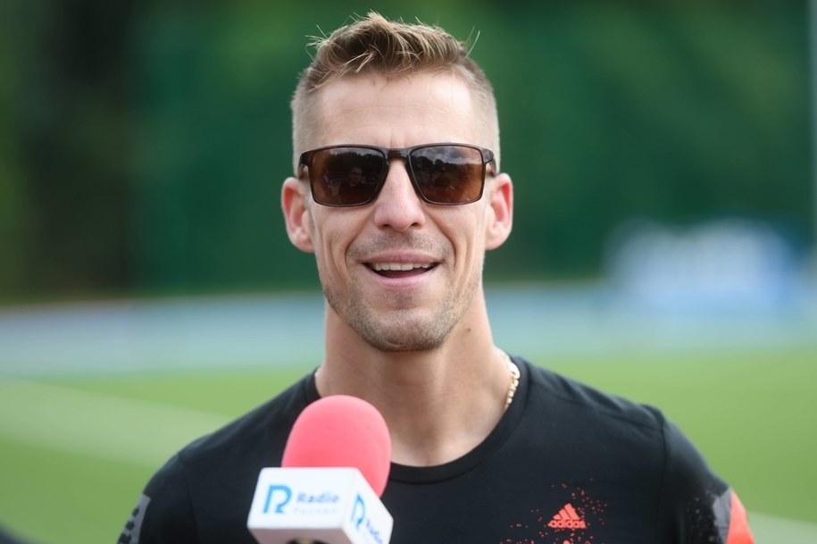 Mistrz Europy w biegu na dystansie 800 metrów Marcin Lewandowski /Jakub Kaczmarczyk /PAP/EPA