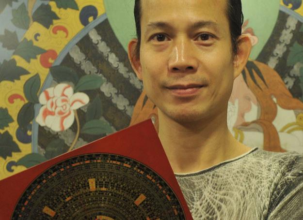 Mistrz feng shui Peter So /AFP