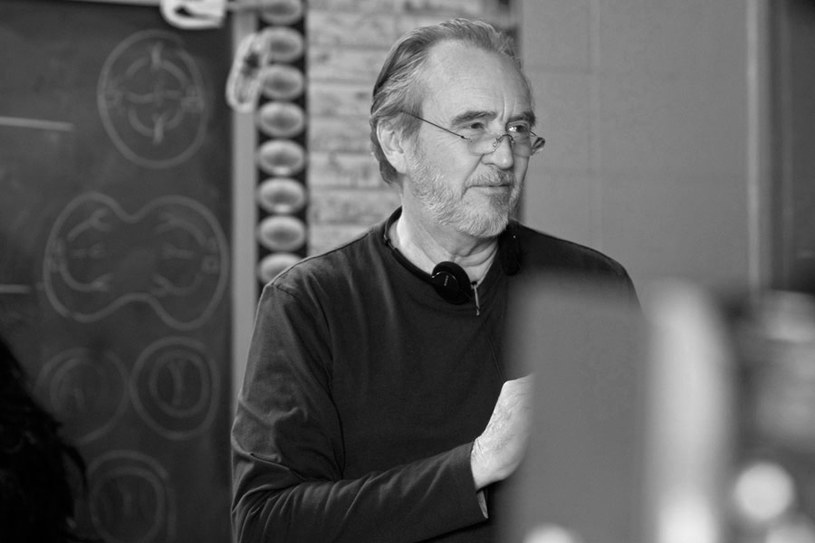 Mistrz horroru- Wes Craven zmarł 30 sierpnia /materiały dystrybutora