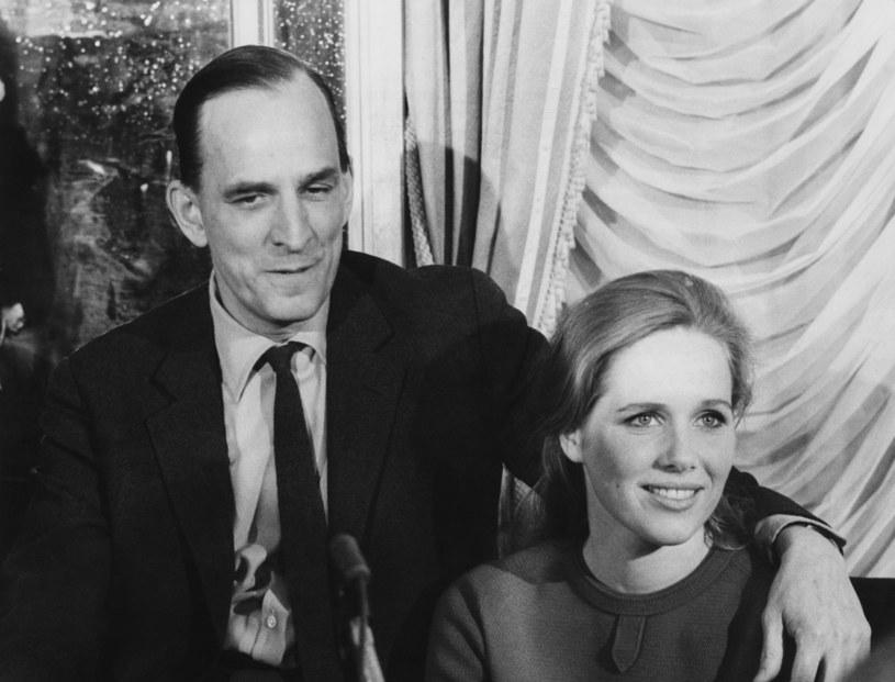 Mistrz i jego muza: Ingmar Bergman i Liv Ullmann /WireImage /Getty Images