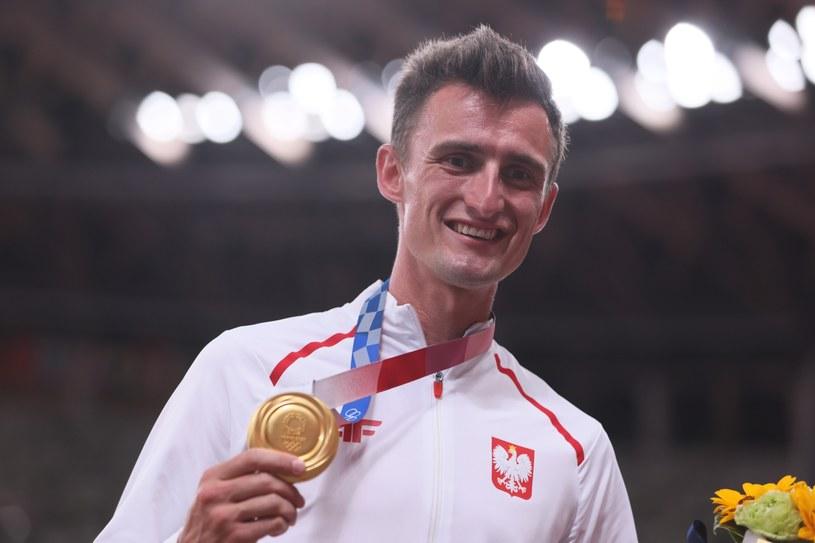 Mistrz olimpijski Dawid Tomala / Leszek Szymański    /PAP