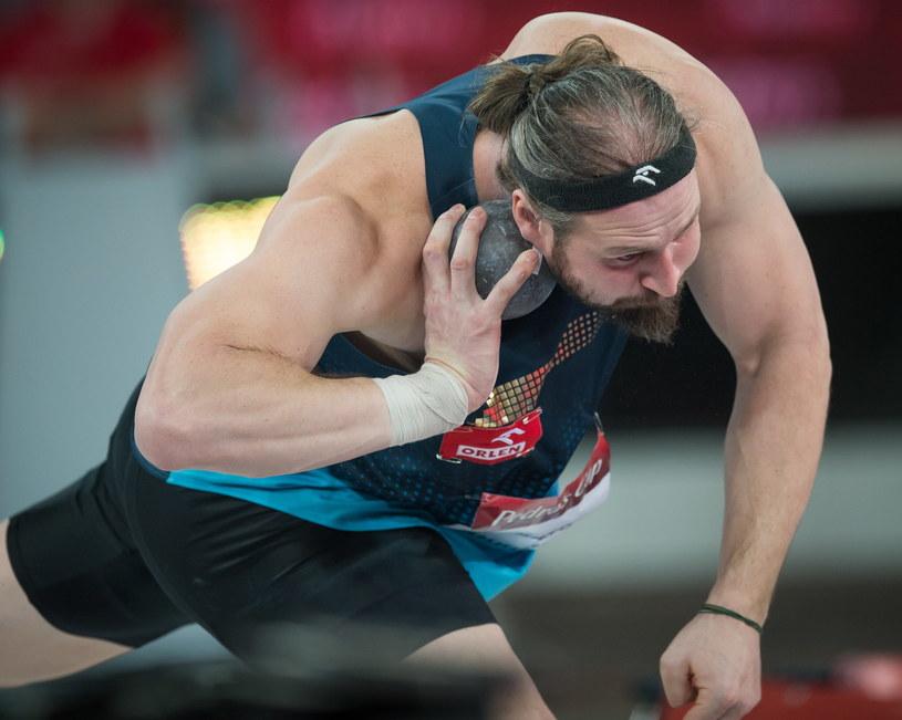 Mistrz olimpijski Tomasz Majewski /AFP