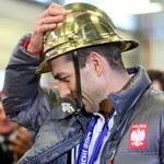 Mistrz olimpijski Zbigniew Bródka na służbie w walce z koronawirusem
